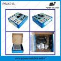 Mini Projects Home Solaranlage mit 4W Solarpanel und mobilem Ladegerät