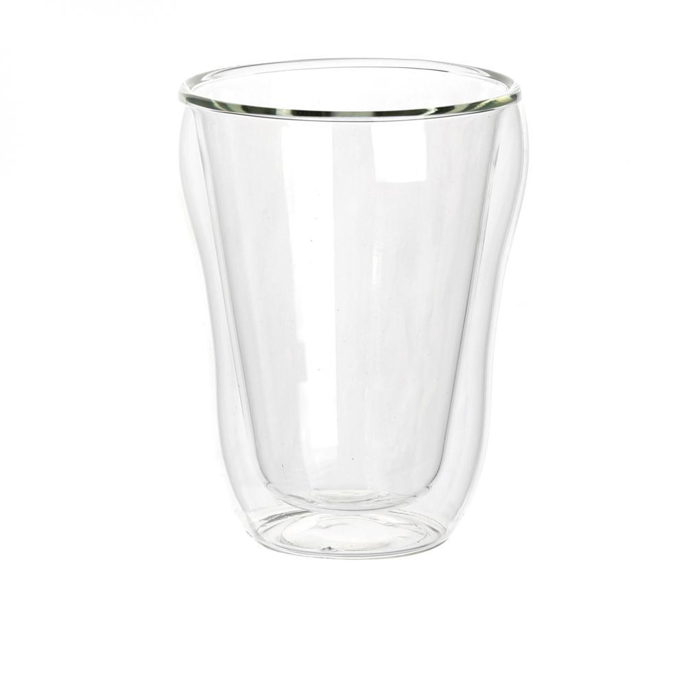 Double Wall Heat ResistAnd Glass Cup For Coffee