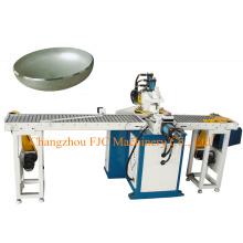 Automatic Air Compressor Stahl Wasser Tankdeckel Necking Hydraulikmaschine