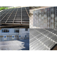 Steel Step Grating, Floor Grating