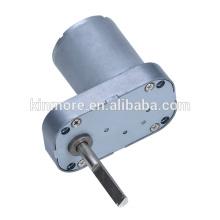 motor poligonal de alta qualidade do dc 12v do torque alto
