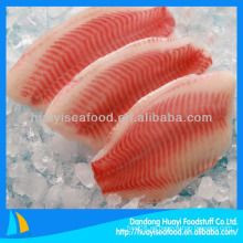 Filete de tilapia a granel congelado