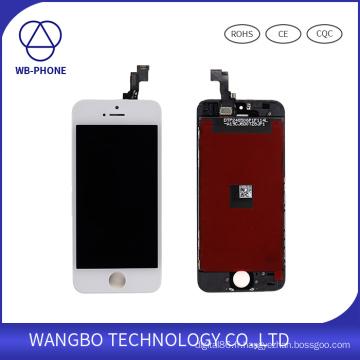 LCD pour iPhone5S Écran Tactile Panneau d'affichage Assemblée Meilleure Qualité