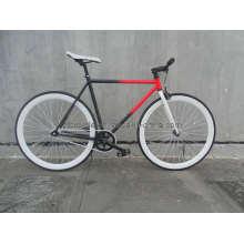 700c New Model Hot Sale Specialized White Fixed Gear Bike (ZLF-2013S)