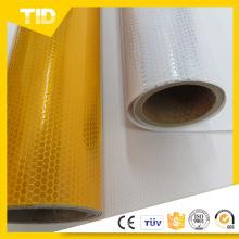 Bandera reflexiva transparente PVC 500g 500 d * 500D