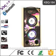 Hot-selling KBQ-164 4 inch loud portable Bluetooth speaker