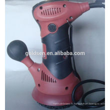 "350w 115mm 4-1 / 2 ""Small Power Paint Removing Machine Polisseuse électrique portable pour plancher"