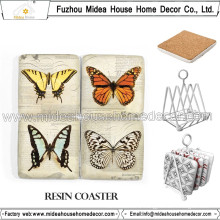 High Quality Handmade Resin Coaster