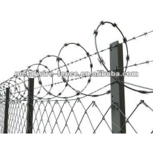 High Quality Hot-dipped Galvanized Razor Barbed Wire