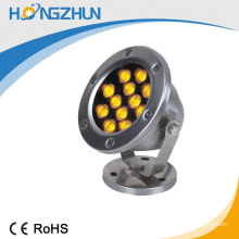 CE ROHS approved IP68 18w rgb led swimming pool light china manufaturer