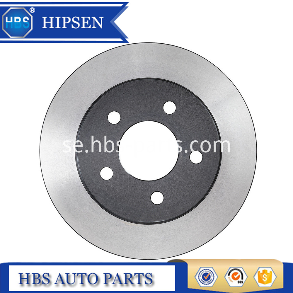 Disc Brake Rotor For Ford