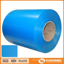 colorful prepainted aluminum coil PE PVDF
