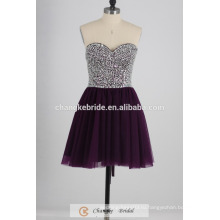 Сексуальное коктейльное платье 2016 производителями короткие Пром платье Кристалл вечернее платье