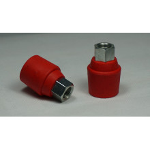 Zinc plated steel Colorized Nozzle Holder