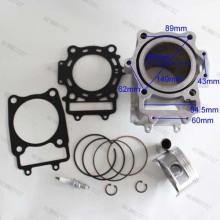 Cfmoto 500 Cylinder Body + Pison Kit + Gaskets+NGK Spark Plug