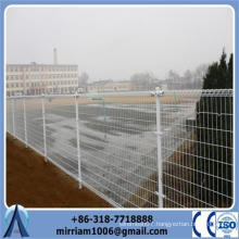 2015 hot sales ornamental double loop wire fence from alibaba china supplier