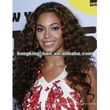 celebrity wigs hair/beyonce wig/wigs hair 100 human hair