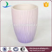 YSb40014-01-t Heißer Verkauf yongsheng keramisches Badezimmerzusatztrommel