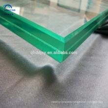High Quality Clear Tempered Glass Panel / Tempered Glass Fencing / Toughened Fencing Glass