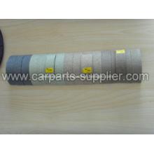 Garniture de frein noir, vert, blanc, brun CD70