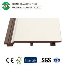 Panel de pared compuesto plástico de madera de Co-Extrusion con alta calidad