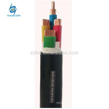 Câble ignifuge isolé par PVC