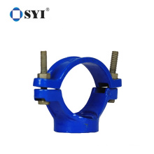 uae popular pvc pipe saddle clamps quick pipe clamps