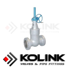 Pressure Seal Gate Valve High Pressure