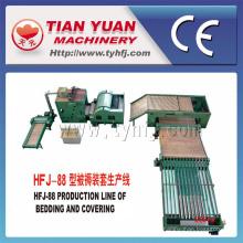 Línea de producción de edredones con alta calidad