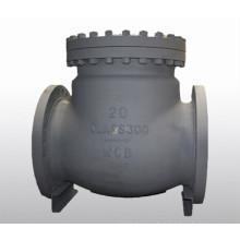 Концы фланца ДСП 20 дюймов 300 фунтов Клапан качания