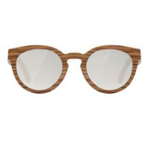 Óculos de sol extravagantes de madeira baratos feitos sob encomenda da promoção da marca do FQ