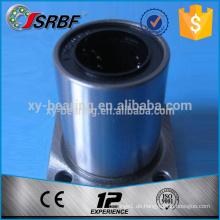 China gute Qualität linearen quadratischen Flansch Lager LMK16UU