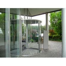 Стеклянная сенсорная дуга автоматическая дверь (одобрение CE)