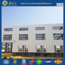 Turn-Key Structural Steel Warehouse (pH-14508)
