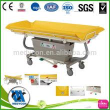 BDE602 Shower Trolley Hospital Shower Bed Hospital Bed for sale