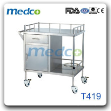 S.S Nursing cart hot T419