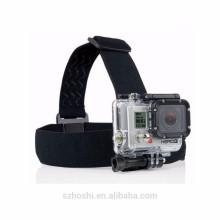 Elastic Adjustable Head Strap Mount For Go pro Hero 6 5 4 3 2 Cameras Accessories