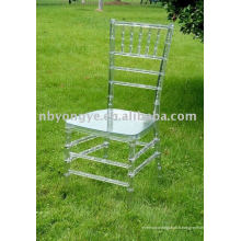 Chaise acrylique tiffany