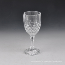Cut Diamond Stem Wine Glass Factories