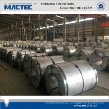 Европейский стандарт рулон оцинкованный/профнастил оцинкованная сталь с полимерным покрытием ppgi стальная