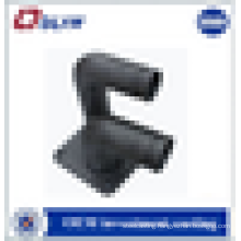 High quality oem IC1040 carbon steel investment casting railway locomotive parts