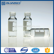 2 мл винт очистить образец chromtography виал 8-425 трубчатый Пробоотборник ВЭЖХ флакон