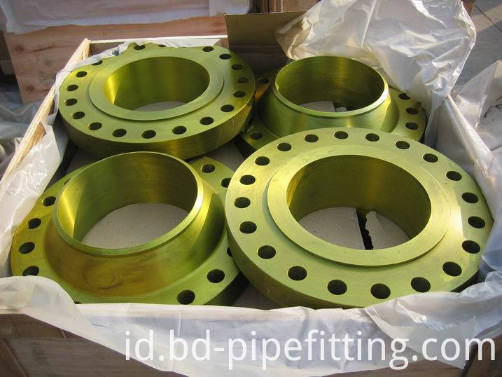 Threading BS Steel Flanges