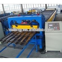 Máquina de formação de rolo de azulejo de aço de aço usado / Máquina de formação de rolo de folha de telhado Galvalume25-183-1100B
