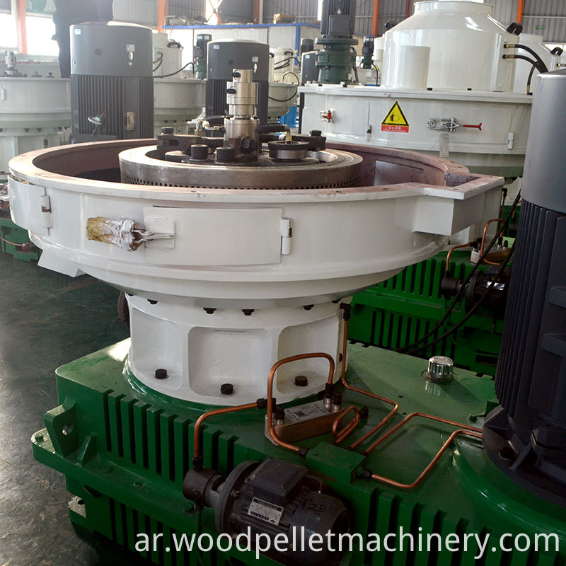 new wood pellet machine