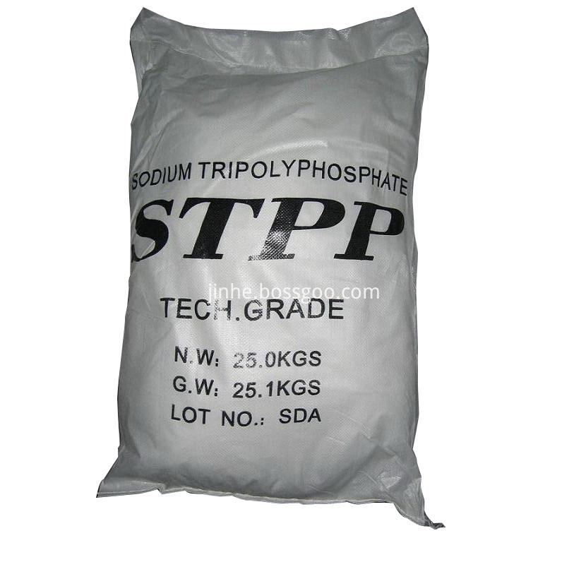Sodium Tripolyphosphate 94% For Detergent Powder