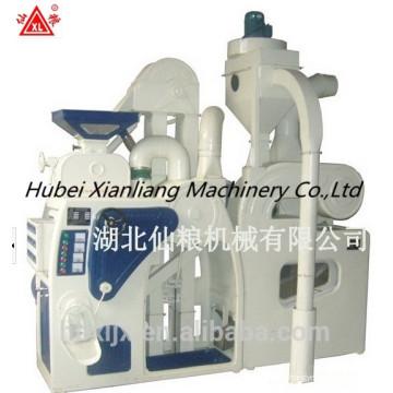 Série MLNJ mini-automático completou a máquina do moinho de arroz