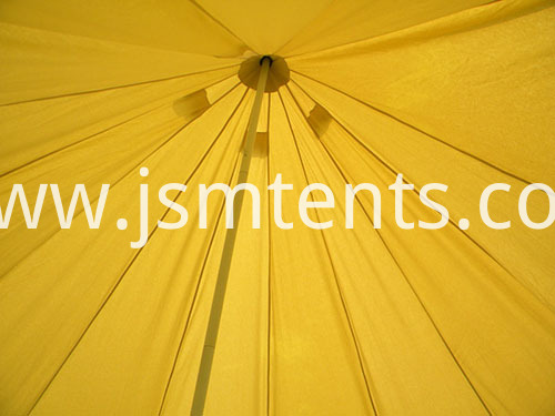 100% Cotton Canvas Bell Tents with Tarp cotton