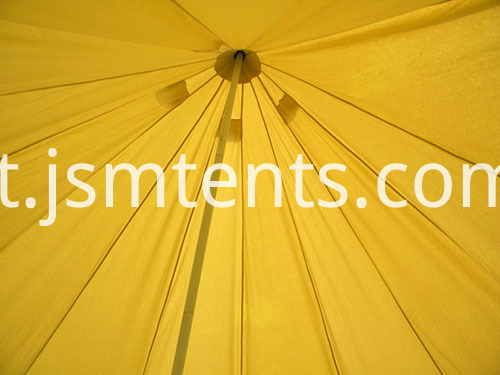 100% Canvas Bell Tents