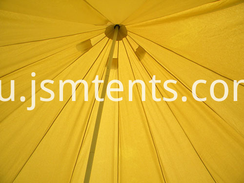 Bell Tent Accommodation - 2 People